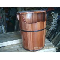 爆款红香柏工艺品桑拿桶实木桑拿实木桶香柏纪香柏纪木桶足浴桶50