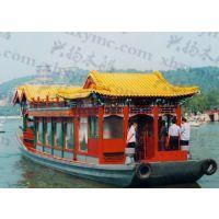画舫船,木船,双层画舫,价格低廉,样式优美,欢迎订购!