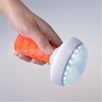 迷你多功能LED充电高亮万能球泡灯停电应急照明灯户外野营信号灯
