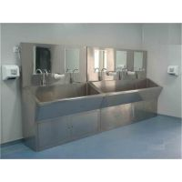 定制医疗洗手池 手术室专用洗手池 不锈钢医用洗手池