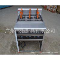 供应恒星HX-6HX立式六头电煮面机/麻辣烫机/不锈钢煮面炉 小吃机器
