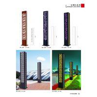 广万达销高档住宅区景观灯生产厂家GWD-JGD005景观中国结灯