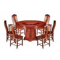 供应红檀138圆餐桌、红木家具
