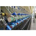 Compact Spinning System , Textile Production Line With High Efficient
