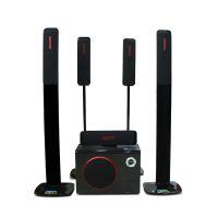 先科家庭影院音响旋风5号无线蓝牙遥控双显示屏USBSD电视音箱