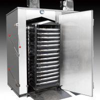 供应商用电汽蒸饭柜 河北推车式蒸箱 米皮蒸柜 大型食品加工厂专用设备