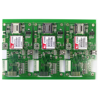 DTSY341三相四线预付费电能表PCBA代加工