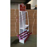 新疆白尔娜婴儿用品陈列架超市日化品展示架奶粉展架