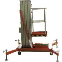 供应广州机械设备供应/单轨式升降梯/电动升降梯 型号:GTWY8-100/小空间作业