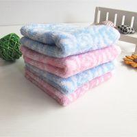 厂家直销 出口纯棉纱布方巾 婴幼儿口水巾 纱布小方巾 母婴用品