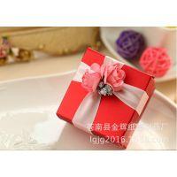 厂家定制 糖果纸盒礼品盒 方形巧克力纸盒 纸质礼品盒包装盒批发