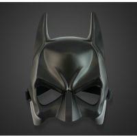 半脸蝙蝠侠面具 儿童成人面具 动漫面具万圣节舞会派对面具
