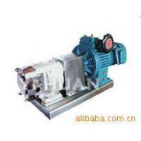 上海厂家专业生产批发供应一环牌LQ3A不锈钢转子泵(胶体泵)
