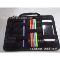 苹果电脑松紧收纳包 IPAD橡筋带收纳包 数据线化妆品收纳板