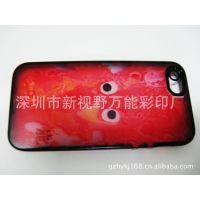 IPHONE5手机保护套高清彩印  TPU手机外壳保护套彩喷