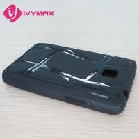 手机外壳   LG L3X&E425&E430F   手机保护套    彩条清水套