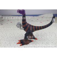 公仔 恐龙 热销韩版卡通 创意 搪胶恐龙 储钱罐公仔厂家设计定做