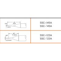 代理美国METCLA/OK智能电烙铁烙铁头SSC-722A/SSC-745A/SSC-754A