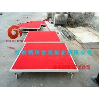 西安万和厂家直销/婚庆专用舞台/带红毯/1.28*1.28m