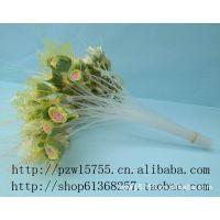供应食品装饰花 礼品搭配花 手折玫瑰 鲜花