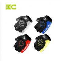 正品一字米B款山地自行车骑行半指手套 单车装备配件透气防滑