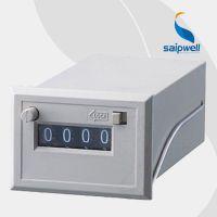 【厂家热卖】SP-CSK4-NKW优质电磁计数器 工业累时器 密封计时器