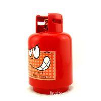 热销礼品 可爱迷人大号表情系列煤气瓶存钱罐 创意时尚卡通零钱罐