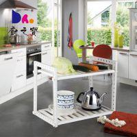 厨之宝多功能双层架厨房收纳储物架厨房置物架沥水架子厨房用品