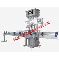 供应厂家直销 AT-L8全自动液体灌装机 易拉罐灌装机