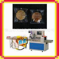 供应川越枕式月饼包装机 自动威化饼干包装机 快速包装机械设备