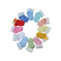双色婴儿袜 纯棉男女大中小童袜子批发 全棉儿童袜子厂家