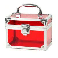 首饰盒 透明亚克力珠宝盒 专业批发供应 简单大方