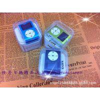 韩国精品文具 MP3长屏短屏可爱简单创意多功能佩戴耳机充电器