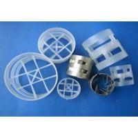 供应阿勒泰鲍尔环填料,东方生产的鲍尔环具有通量大、阻力小、分离效率高