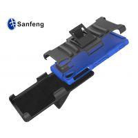 可混批 索尼z3三合一支架机器人手机套 背夹滑套保护壳