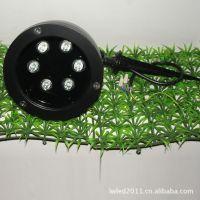 6W大功率LED插地灯