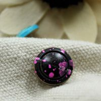 巴顿品牌纽扣 BD厂家定制 彩色有脚组合木质钮扣