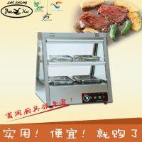 供应新粤海MTWT-2X2保温展示柜 熟食保温展示柜 保温陈列柜