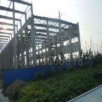 钢结构车间建设【钢结构厂房框架】多层钢结构厂房框架