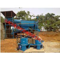 沙金设备 处理原矿100吨沙金提取设备 质量服务双优 山东永晨