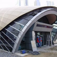 东莞幕墙装饰工程施工