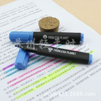 EXO 集体款 LOGO 标志 彩色荧光笔