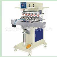 HP-200F气动六色匹配移印机与穿梭移印机