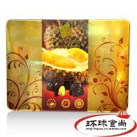 马来西亚 哈迈士榴莲夹心巧克力200g*12盒/箱 进口食品零食
