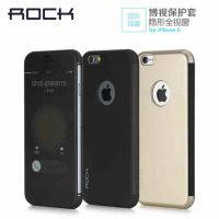 ROCK 博视系列 iPhone6 4.7 plus隐形全视窗保护套 苹果6手机壳