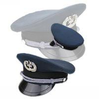 辉煌 2011新款保安专用大盖帽 保安大檐帽 保安制服帽 新款保安帽