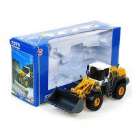 单独盒装凯迪威1:50仿真汽车模型 合金工程大型铲车模 混批625003