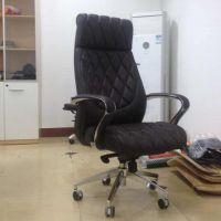 广州办公桌椅大班椅扶手中班椅 老板椅 真皮韩式电脑椅厂家直销