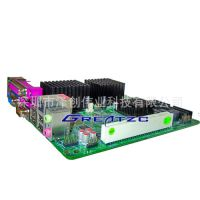 Mini ITX 双核1.6G带LVDS 双串口 无风扇 工控主板