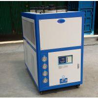 10HP风冷式冷水机,南宁制冷设备冰水机,激光冷水机
